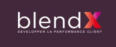 Logo BlendX